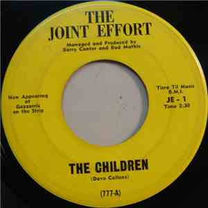 The Joint Effort - The Children / The Third Eye download